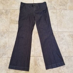 Banana Republic Like New Martin Fit Flare Jeans